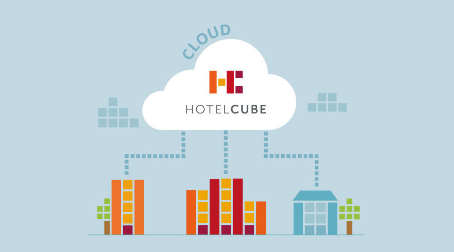 HOTELCUBE in Cloud, una nuvola per il tuo hotel