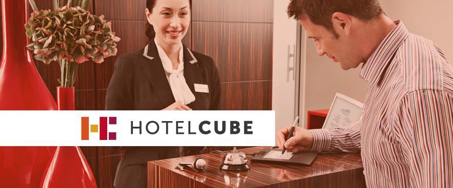 Semplifica il Check-in e risparmia sulla carta con HOTELCUBE