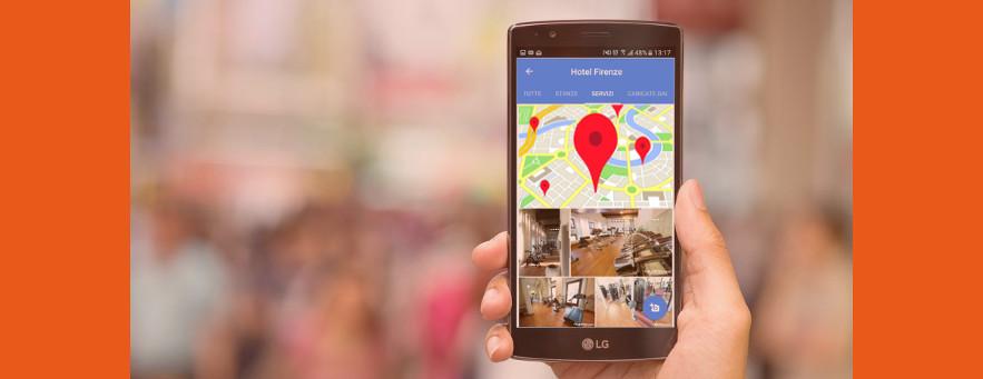 Google Maps: novità per i servizi dell'hotel