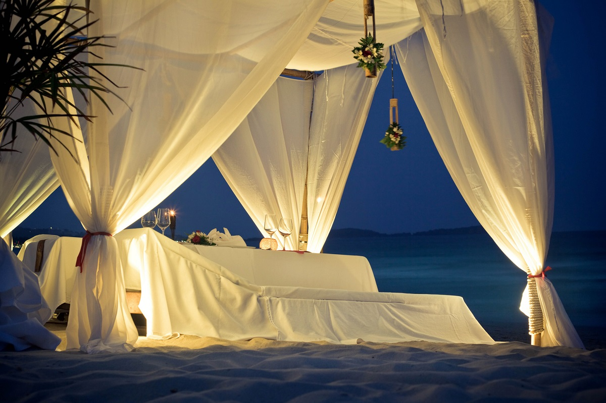 Glamping… what else?