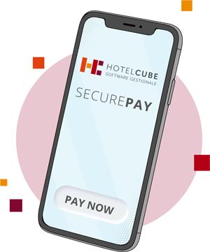 HOTELCUBE SecurePay per i pagamenti online